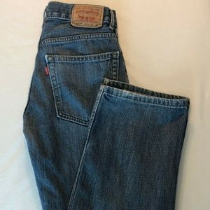 Levi's 550 Jeans 16 Slim 26 X 28  Relax Fit